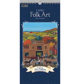 Petit calendrier 2021 Folk Art