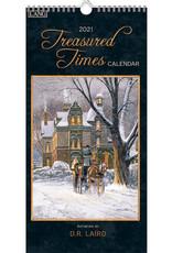 Lang Petit calendrier 2021 Treasured Times