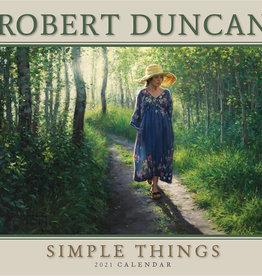 Calendrier Robert Duncan  2021
