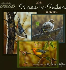 Calendrier Bird in the nature 2021