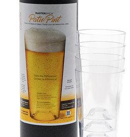 Ens 4 verres à bière - Patio