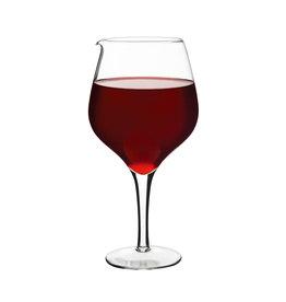 Grand Décanteur en forme de verre à vin
