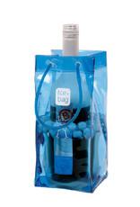Ice Bag- refroidisseur à  vin  Bleu