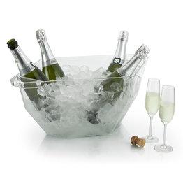Grand seau à  vin - clair 14L