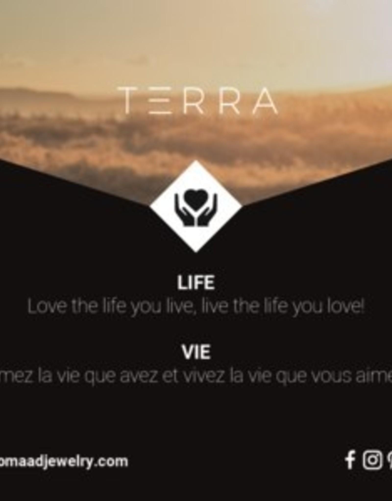 Terra Bracelet - La vie