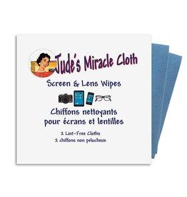 Jude 2 chiffons  écrans ou lunette - Jude's Miracle cloth