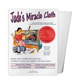 1 chiffon blanc - Jude's Miracle cloth