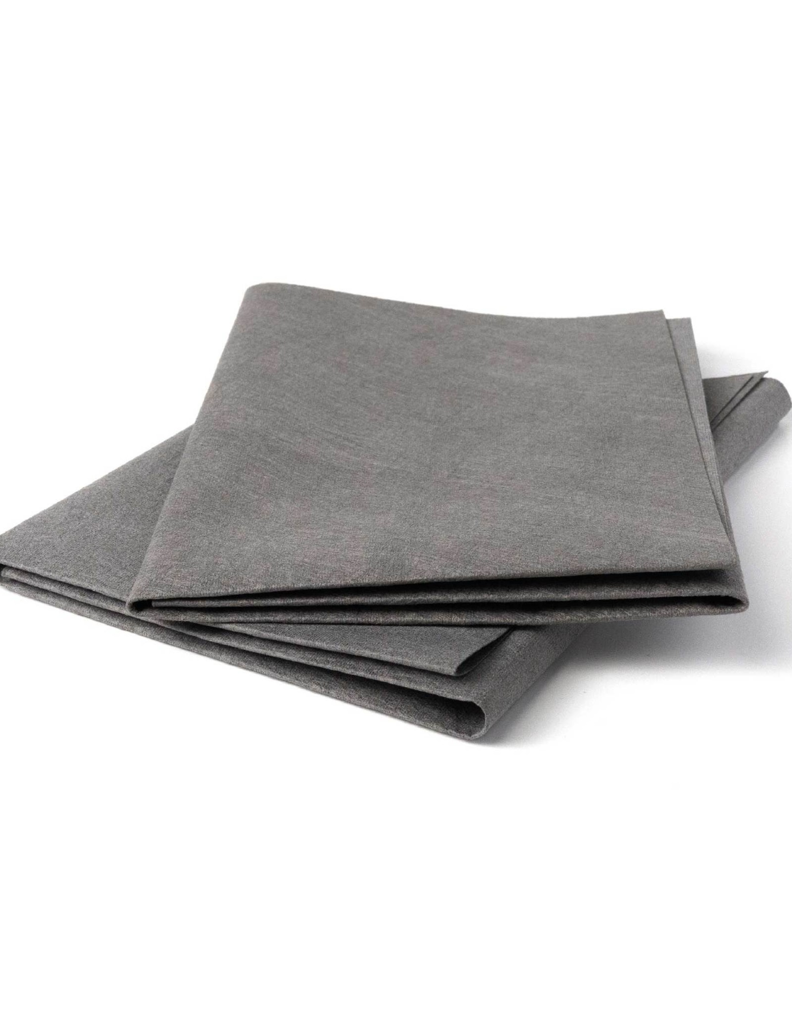 Ens 2 chiffons gris auto - Jude's Miracle cloth