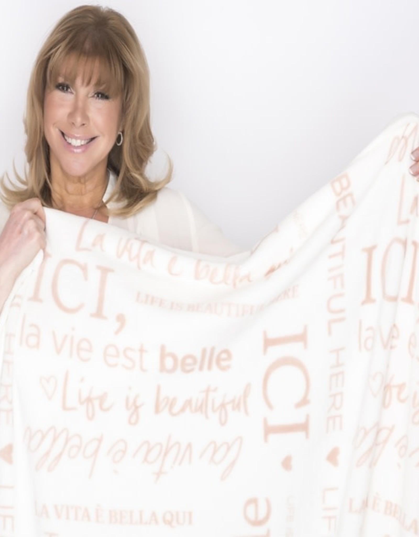 Chantal Lacroix Couverture - La vie est belle