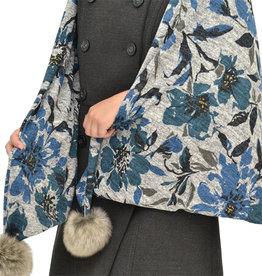 Baluchon Grand foulard pompom # 1610-1159