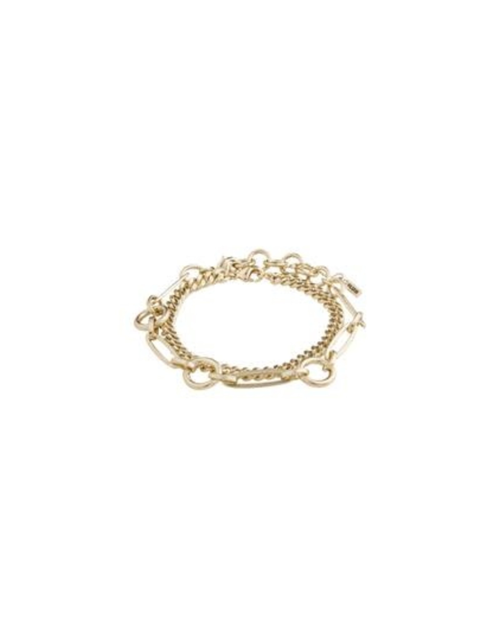 Pilgrim Ensemble de bracelets sensibilité  - Or