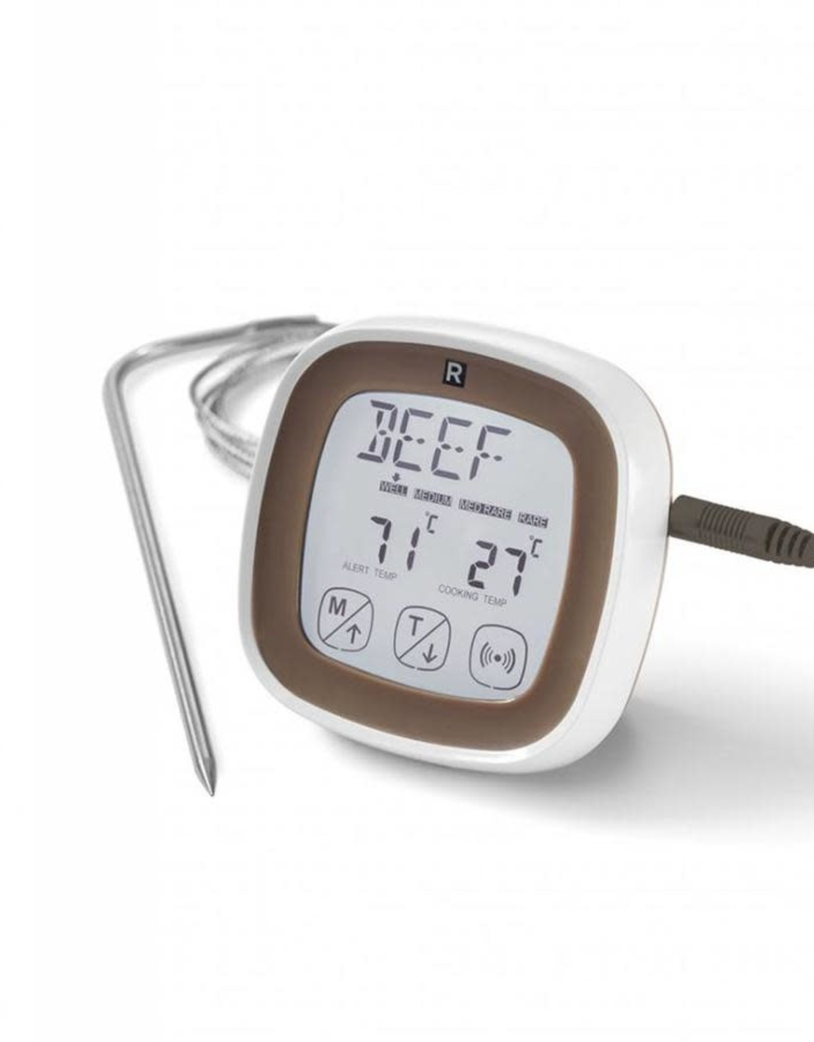 Ricardo Thermomètre de cuisson numérique