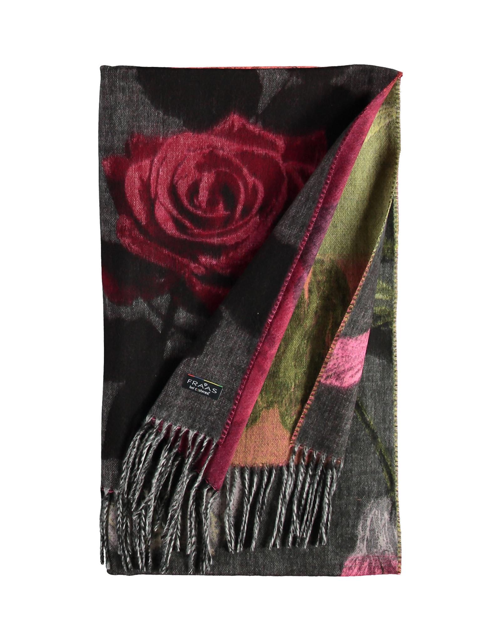 Fraas Foulard cashmink - Rose garden