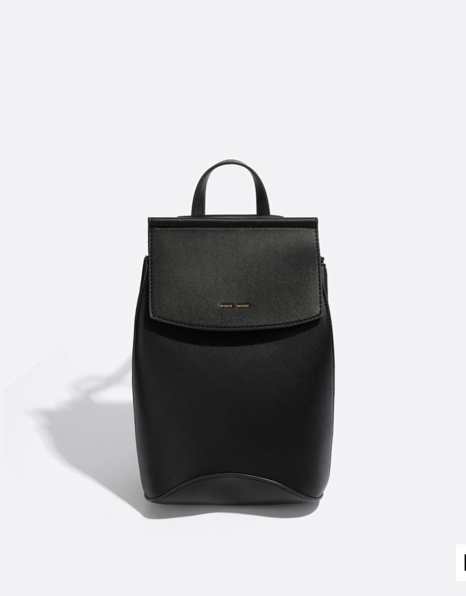 Pixie Mood Petit sac à dos Kim  - Noir