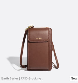 Pixie Mood Mini sac - Rae dark oak
