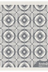 Lingette motifs gris  - Avignon