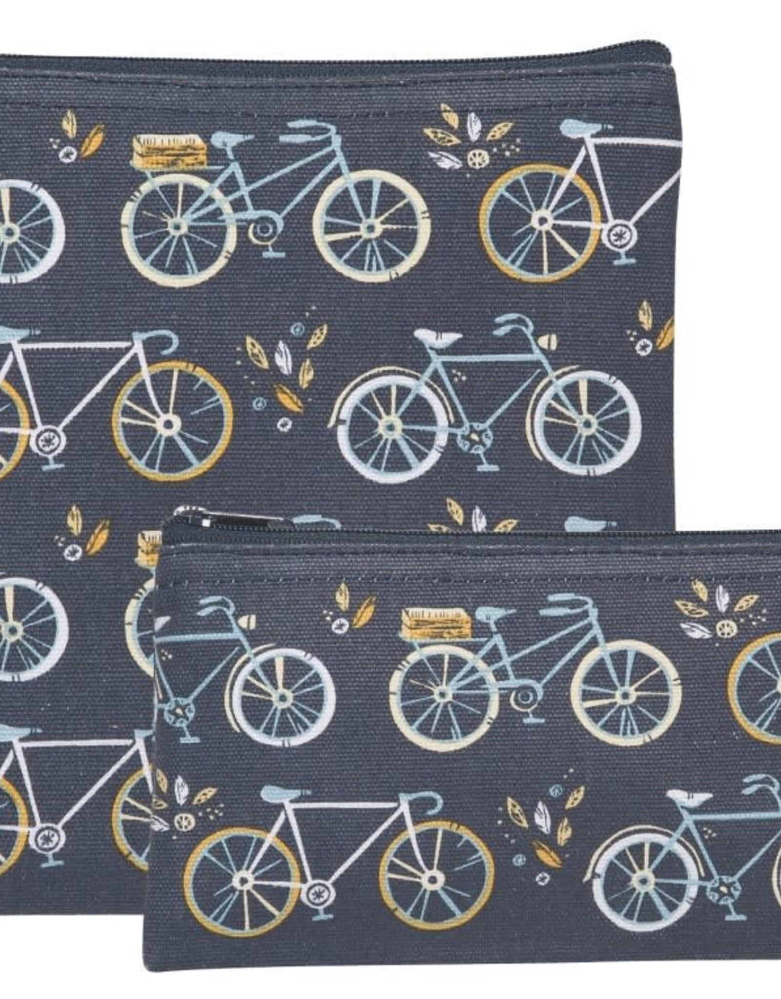 Ens 2 sacs à collation - Vélo