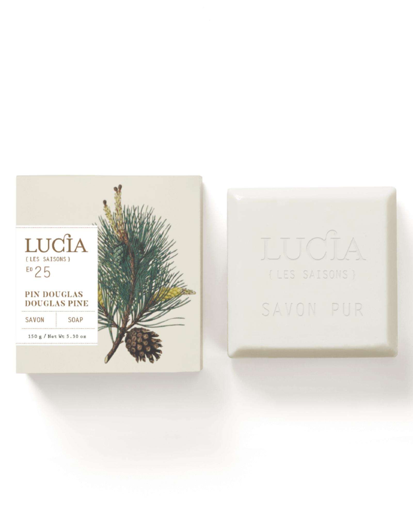 Lucia  par  Pure Living Savon Pin Douglas