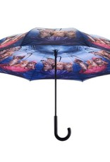 Parapluie reverse chatons