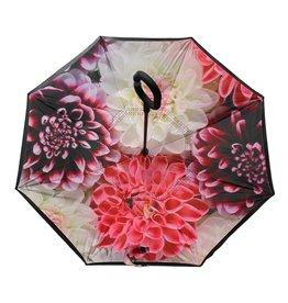 Parapluie fleurs multi