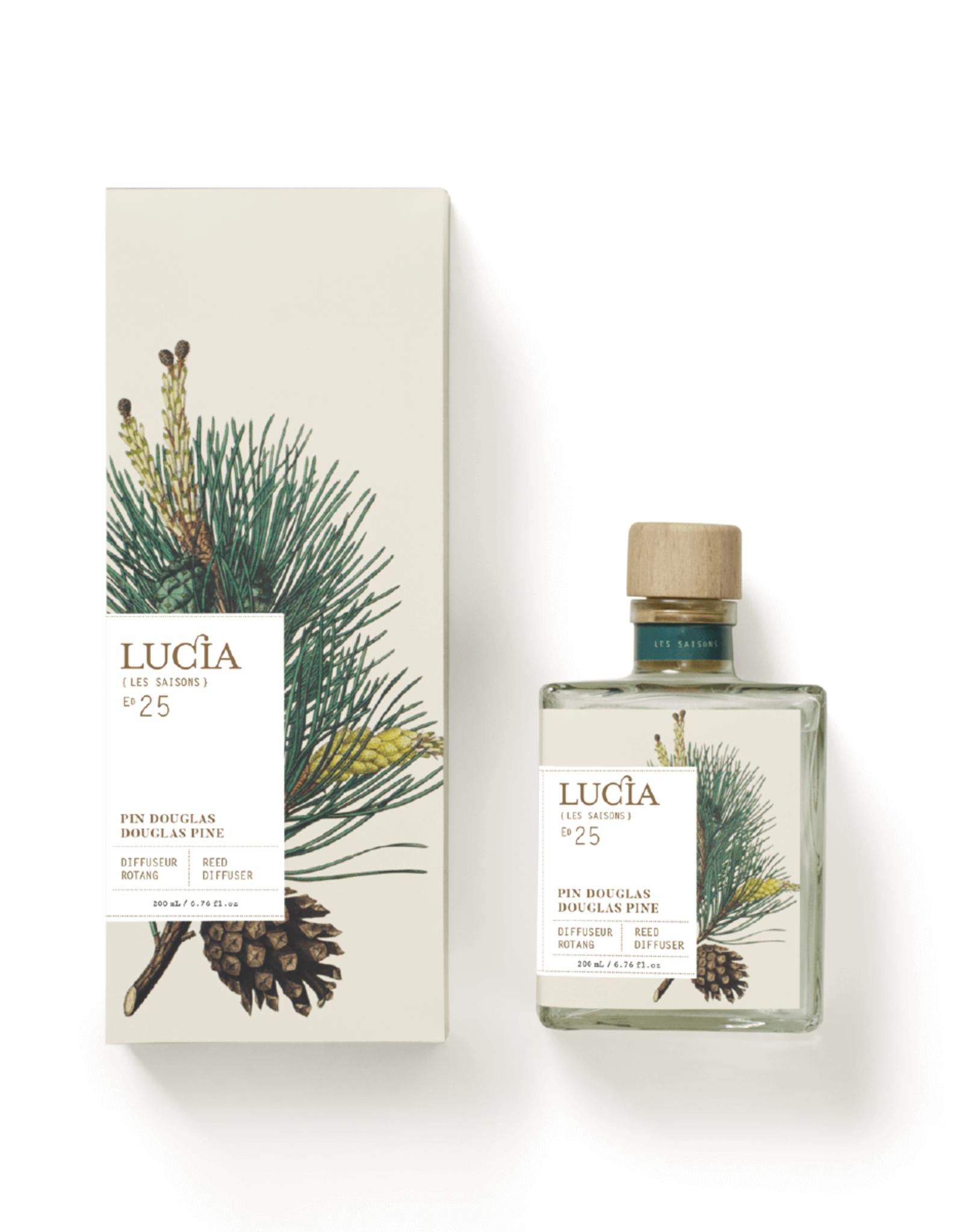 Lucia  par  Pure Living Diffuseur Roatang Les saisons - pin Douglas