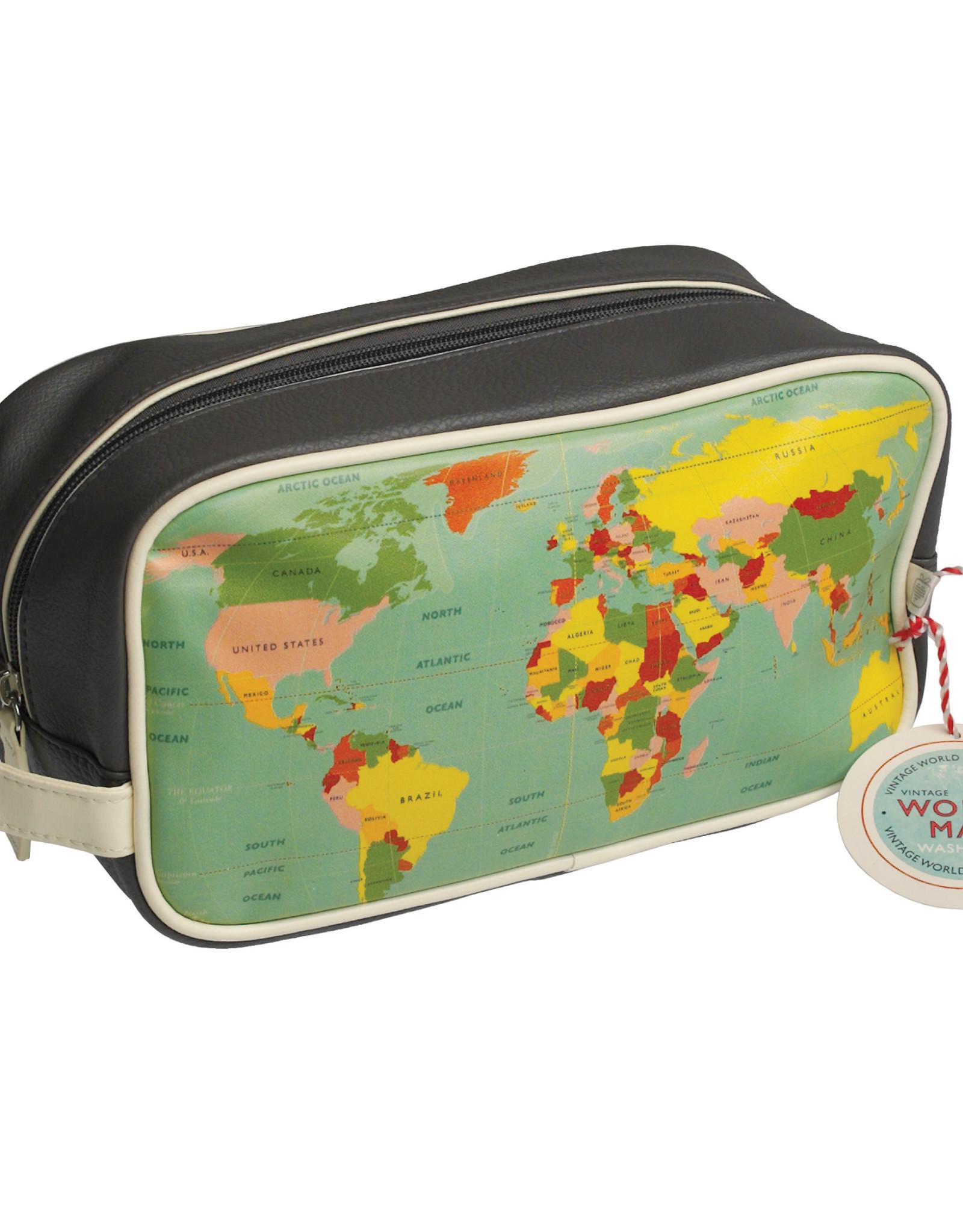 Trousse carte du monde