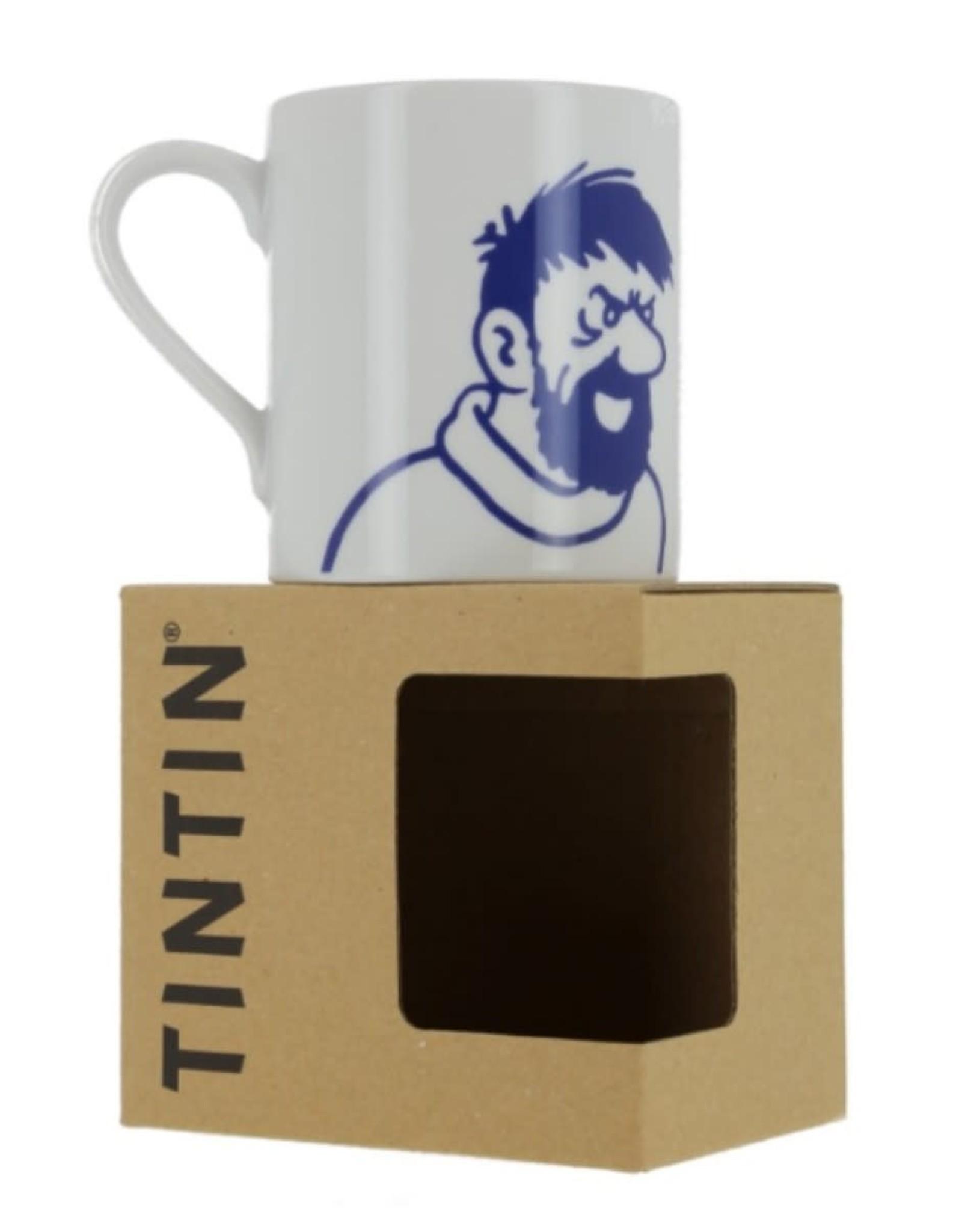 Tintin Tasse Haddock