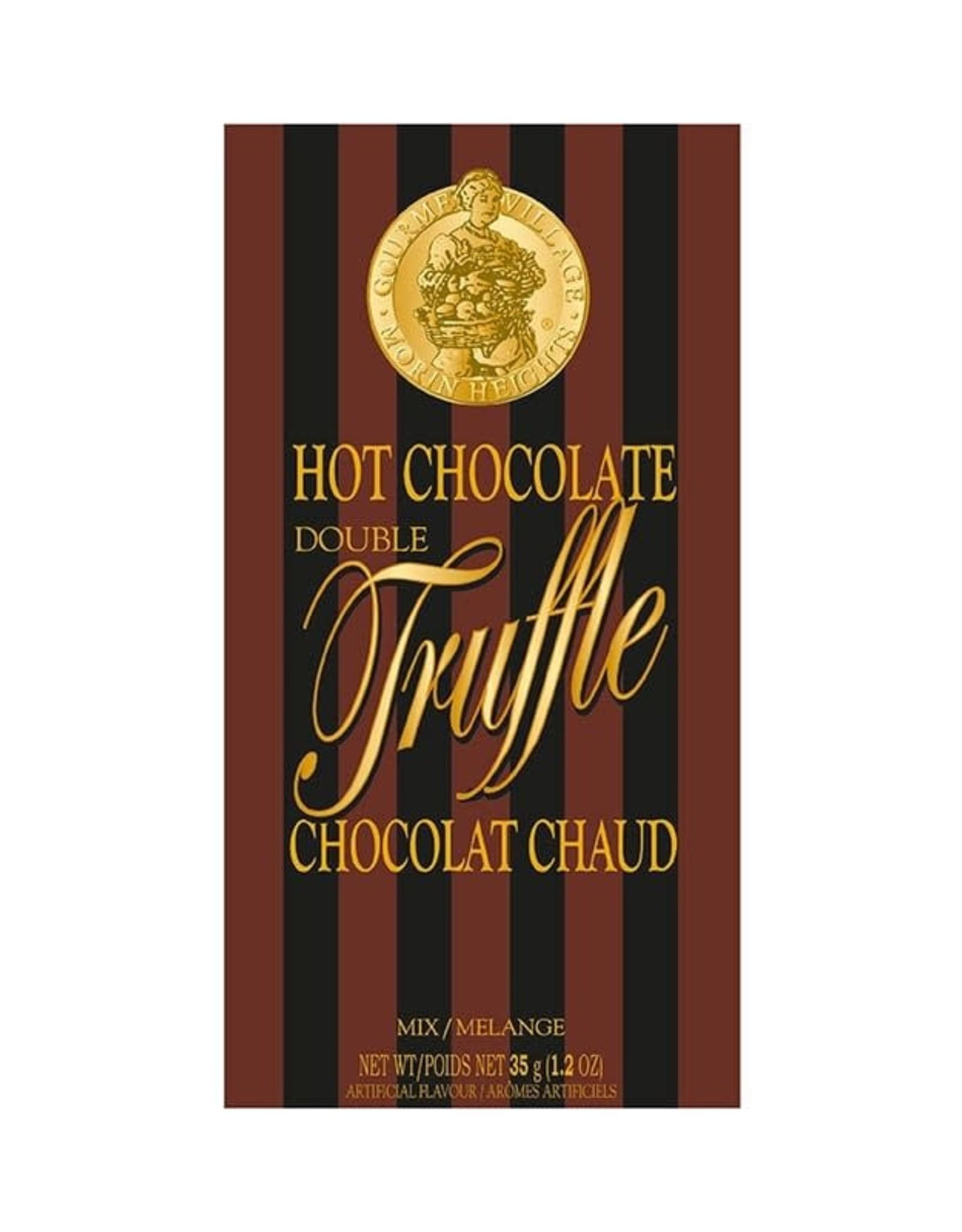 Gourmet du Village Chocolat chaud  Double Truffe