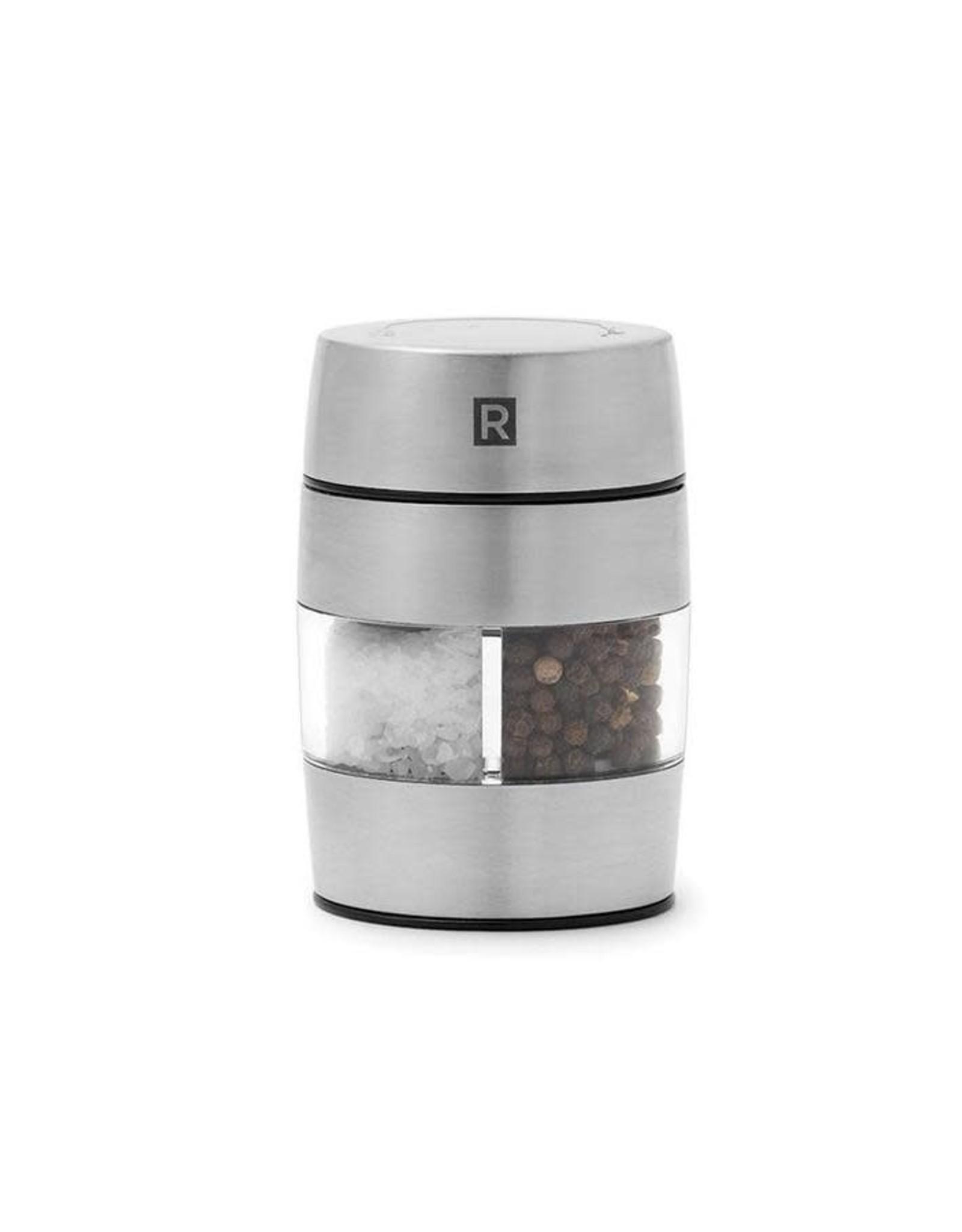 Ricardo Moulin à sel et à poivre 2 en 1       9,5 cm x 6,5 cm * duo