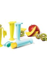 Ricardo Moule pour sucette glace en silicone couleurs assorties  ens. 4
