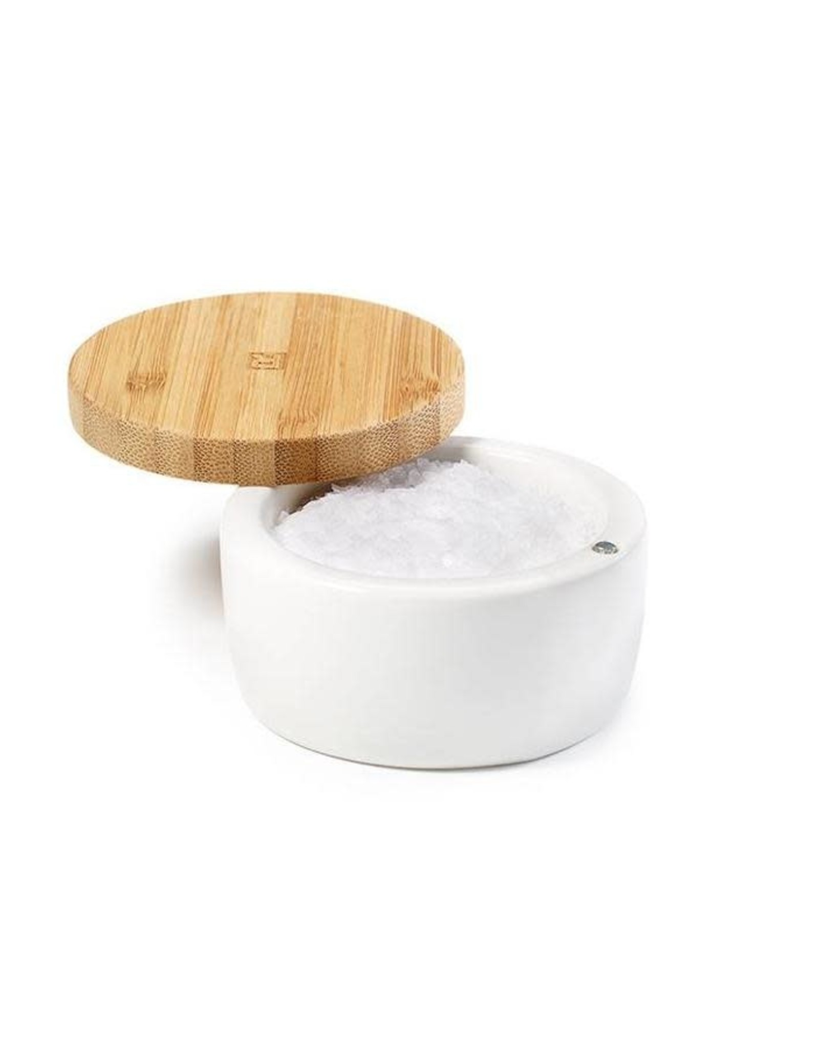 Ricardo Main de sel céramique et bambou
