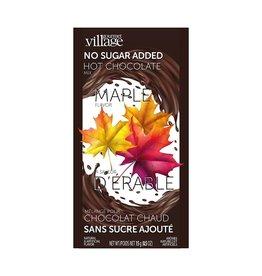 Gourmet du Village Chocolat chaud Érable * Sans sucre ajouté