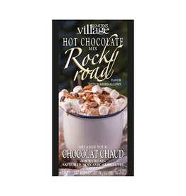 Gourmet du Village Chocolat chaud Rocky road