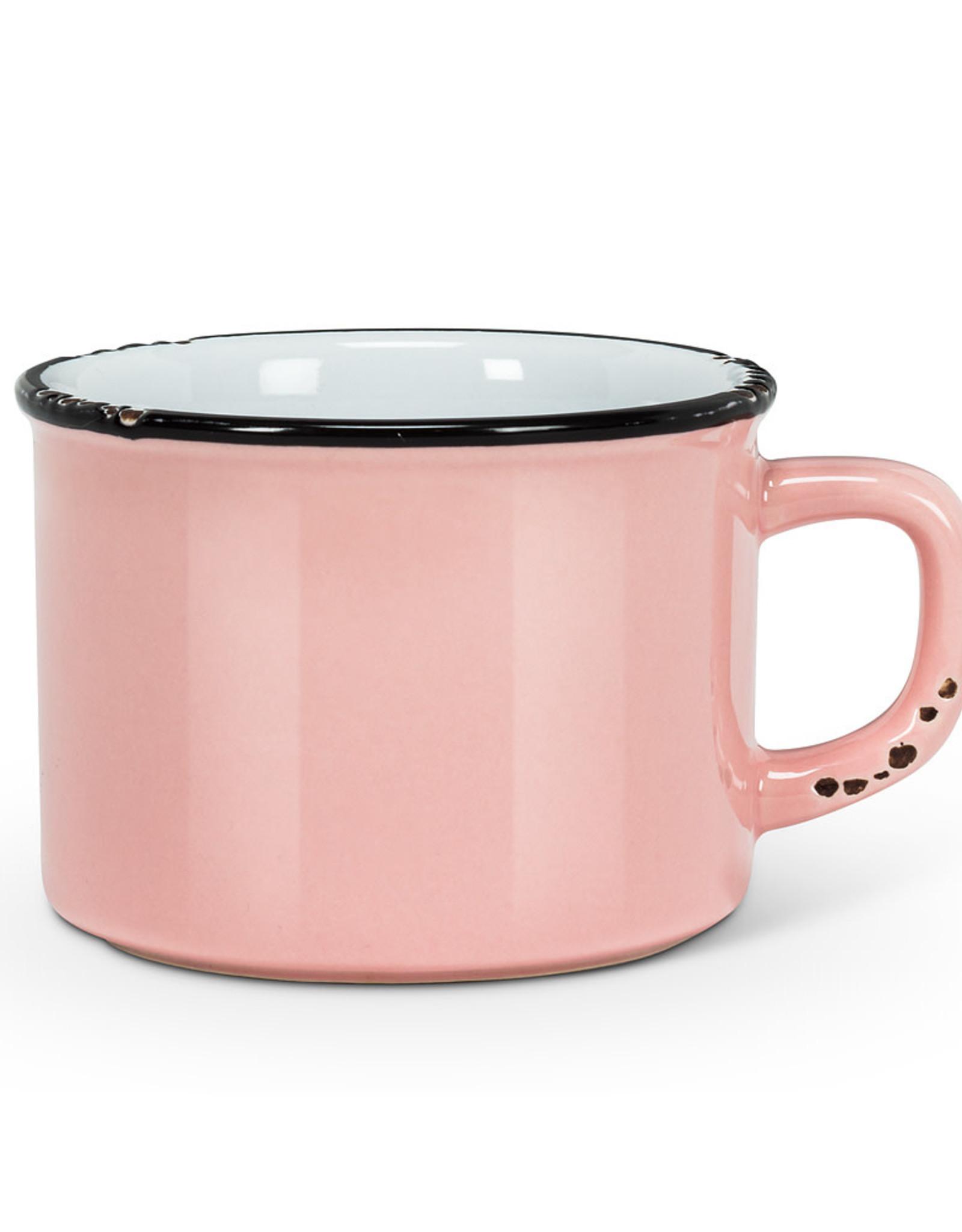 Tasse cappuccino Rose