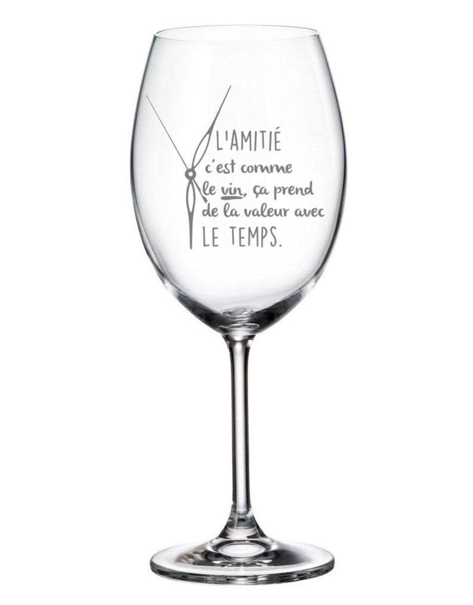 La maison du bar Verre à vin l'Amitié