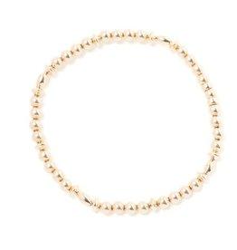 Beblue Bracelet Be singular gold