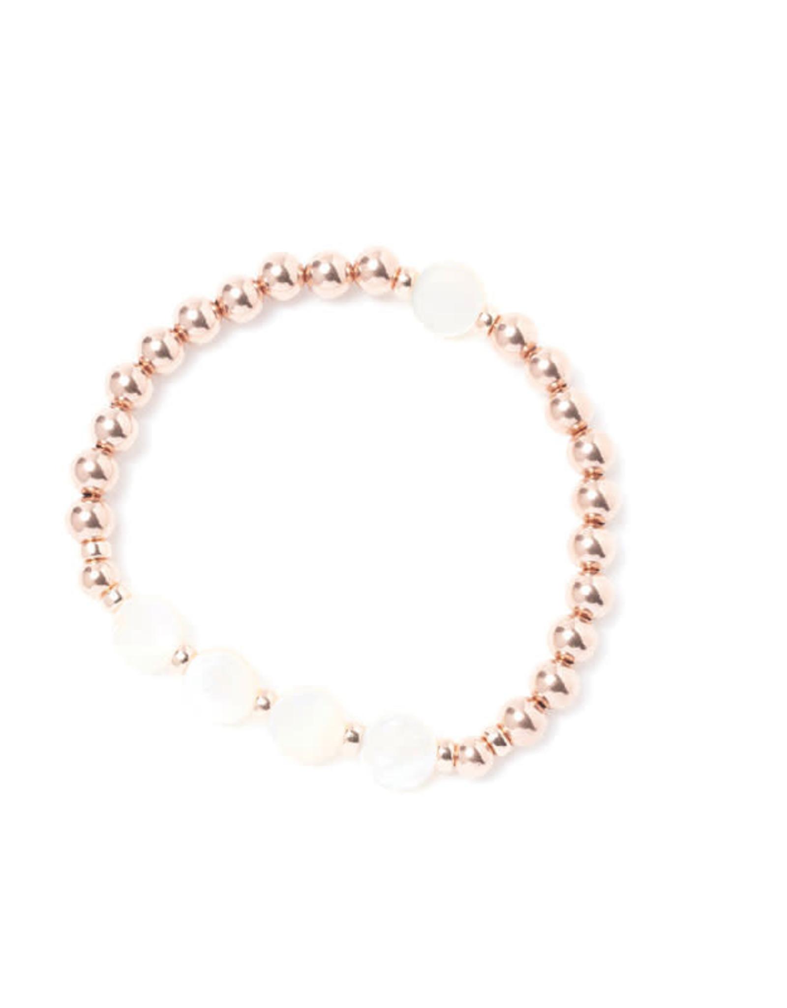 Beblue Bracelet Be Pampered - rosegold