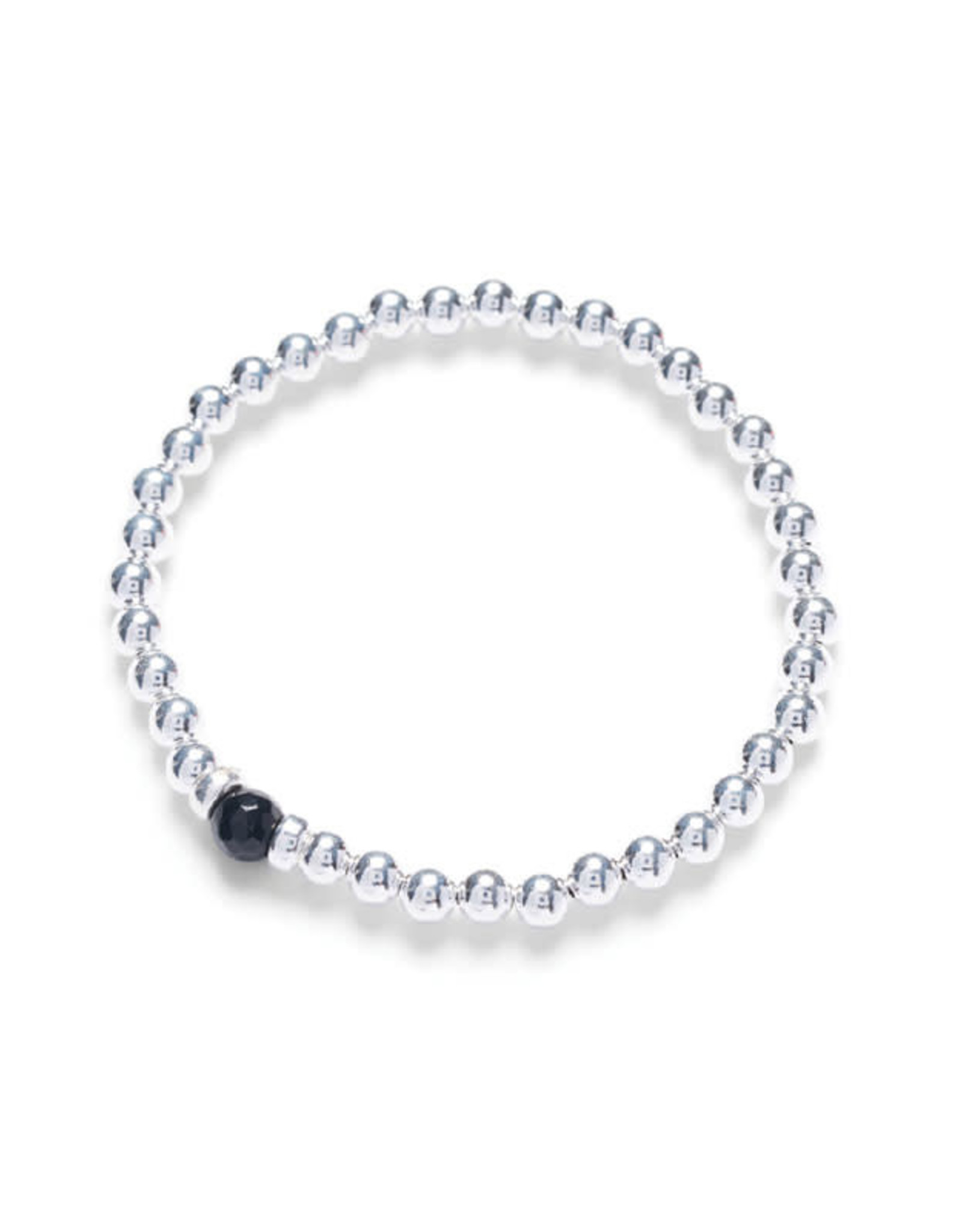 Beblue Bracelet Be Single - noir