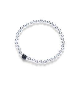 Beblue Bracelet Be Single - noir