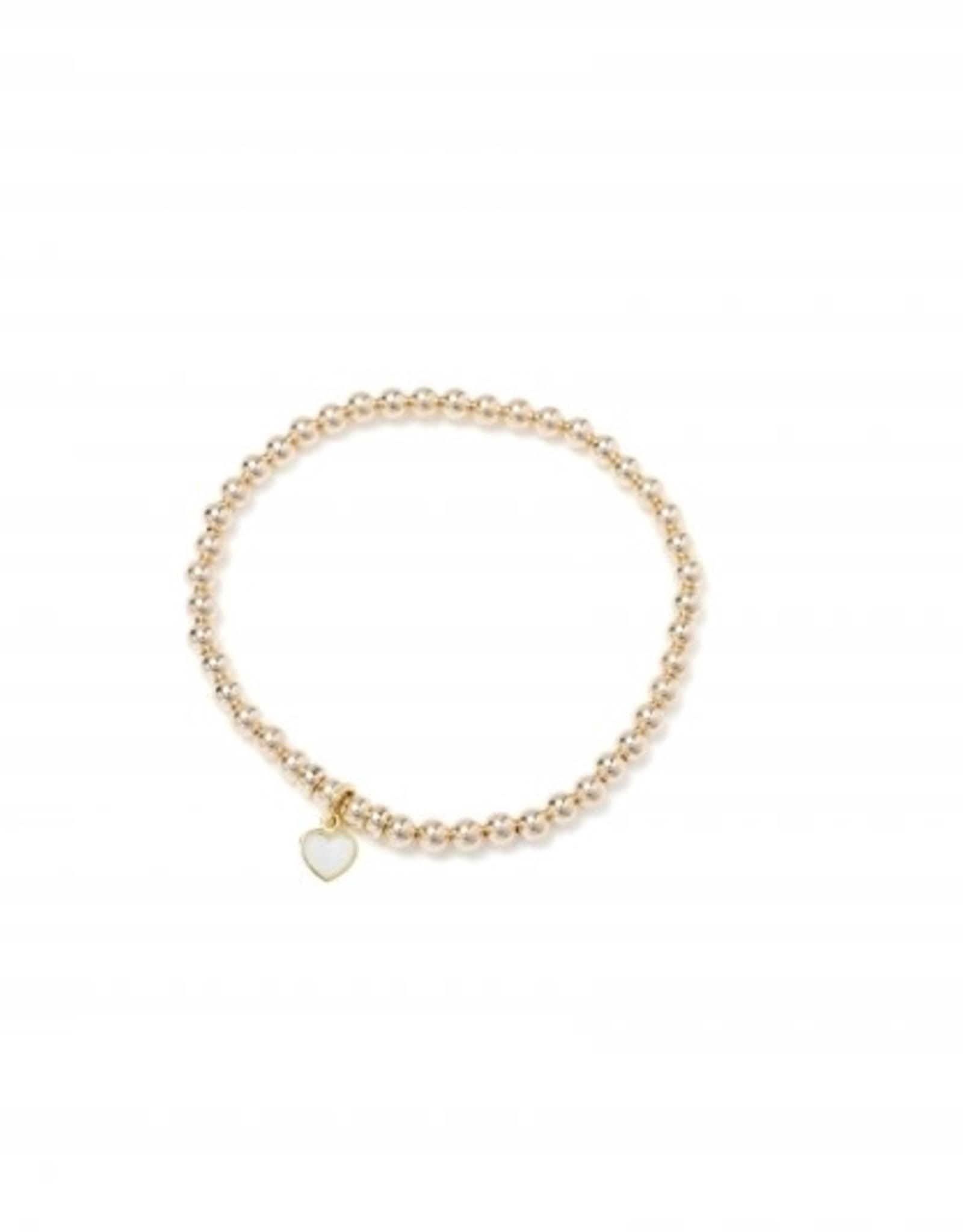 Beblue Bracelet Be Gift Surya - Coeur Or