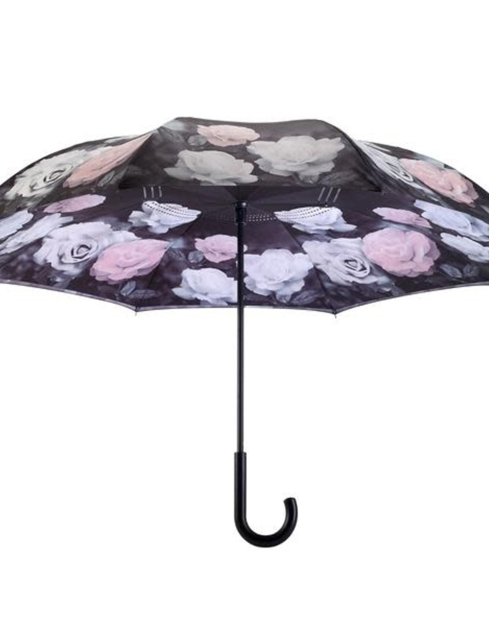 Parapluie reverse Vintage roses