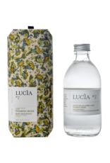 Lucia  par  Pure Living Bain moussant huile d'olive et feuille de laurier