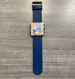 Stamps Montre Stamps -  carreaux Multi (softblocks)