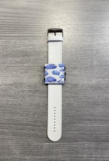 Stamps Montre stamps - nuage (Blue clouds )