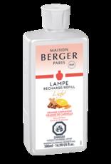 Maison Berger Orange de canelle - light  500ml