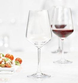 Trudeau Verres à vin rouge Splendido - bte de 4
