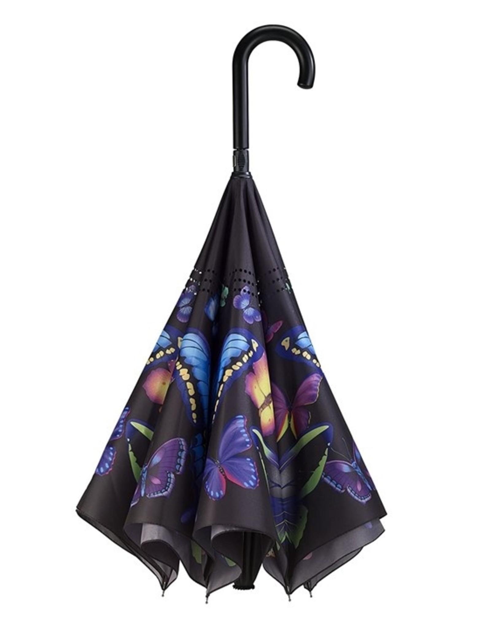 Parapluie reverse Papillons