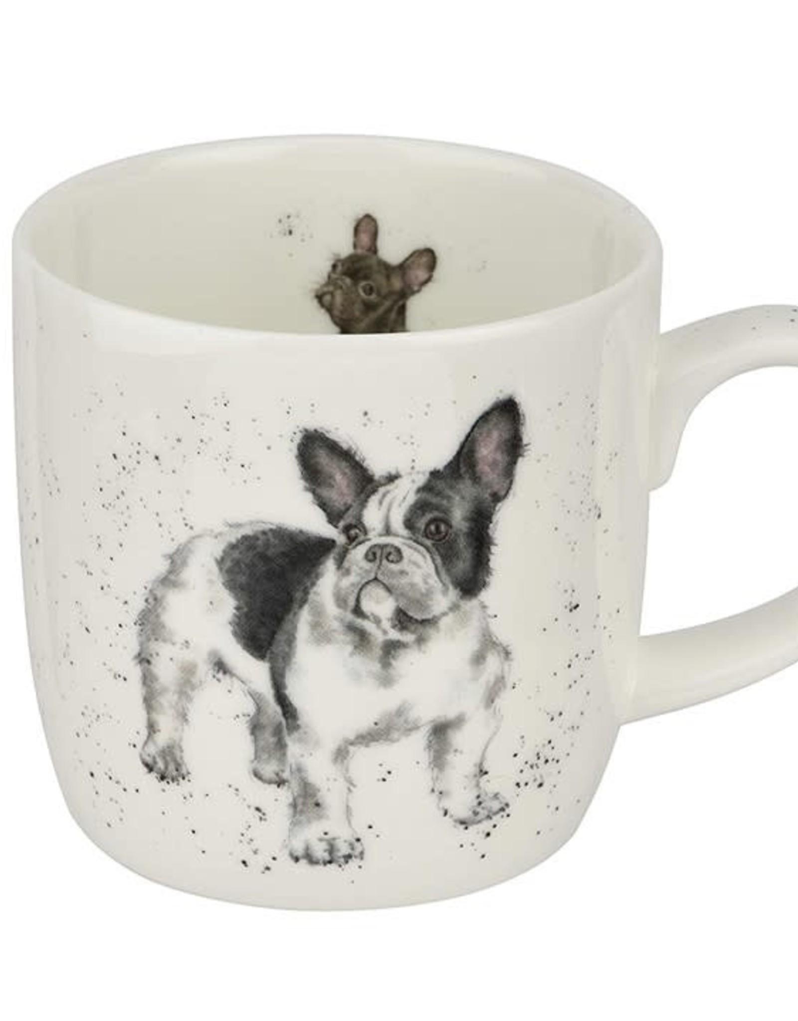 wrendale Tasse chien - Frenchie