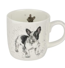 wrendale Tasse chien - Frenchie