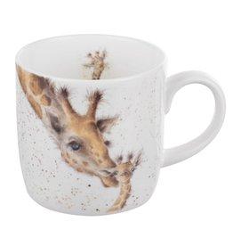 wrendale Tasse girafe - First kiss